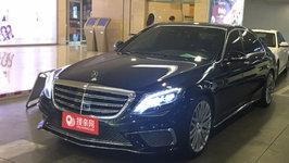 杭州奔驰S级婚车租赁