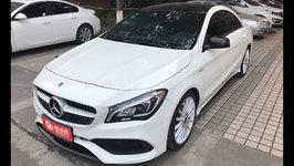广元奔驰CLA级婚车租赁