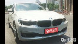 绵阳宝马3系GT婚车租赁
