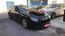 杭州玛莎拉蒂总裁婚车租赁