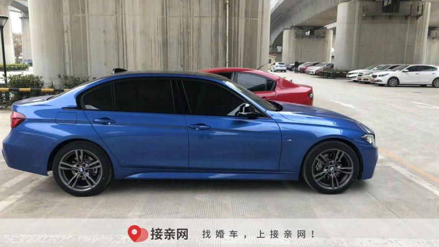 南京宝马3系婚车价格多少钱 南京宝马3系婚车租赁详情