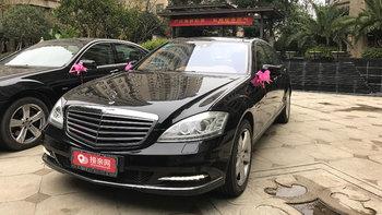 温州奔驰S级婚车租赁详情 别被坑了