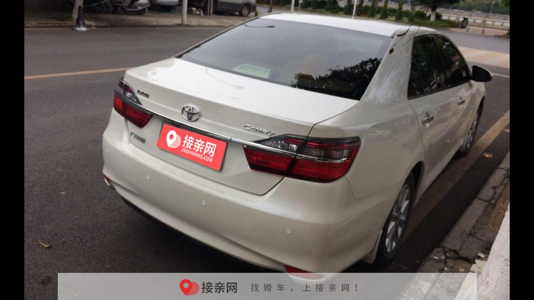 丰田凯美瑞婚车租赁价格多少钱的具体信息,该信息发布于2018年12月23