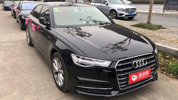 2018年12月30日杭州婚车价格:奥迪A6L婚车550元