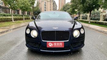 无锡租一辆宾利欧陆做婚车仅需2500元