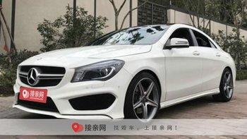 最新发布:在娄底租奔驰CLA婚车要多少钱?