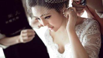 黄冈婚礼跟妆多少钱  黄冈婚礼跟妆前工作室哪家好