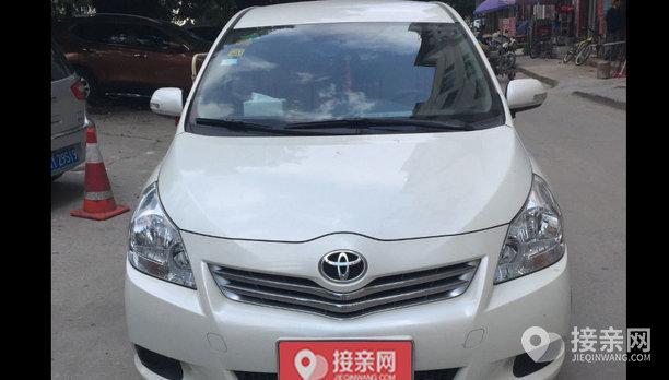 丰田逸致婚车