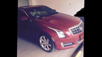 凯迪拉克ATS婚车 (红色,可做头车)