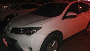 丰田RAV4婚车 (白色)