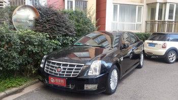 凯迪拉克SLS赛威婚车 (黑色)