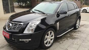 凯迪拉克SRX婚车 (黑色,可做头车)