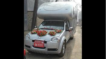 长城风骏5婚车 (银色,可做头车)