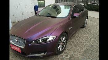 捷豹XF婚车 (紫色,可做头车)