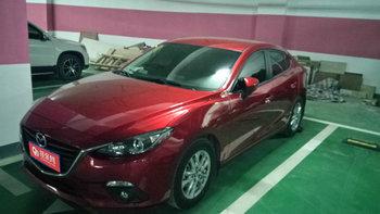 马自达昂克赛拉婚车 (红色)