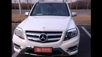 奔驰GLK级婚车 (白色,可做头车)