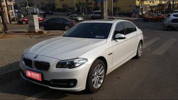 宝马5系婚车 (白色)