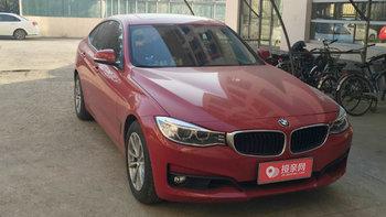 宝马3系GT婚车 (红色)