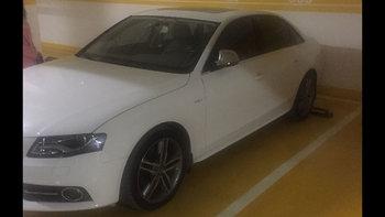 奥迪S4婚车 (白色,可做头车)