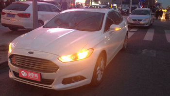 福特蒙迪欧婚车 (白色,可做头车)