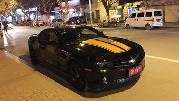 雪佛兰科迈罗婚车 (黑色,可做头车)