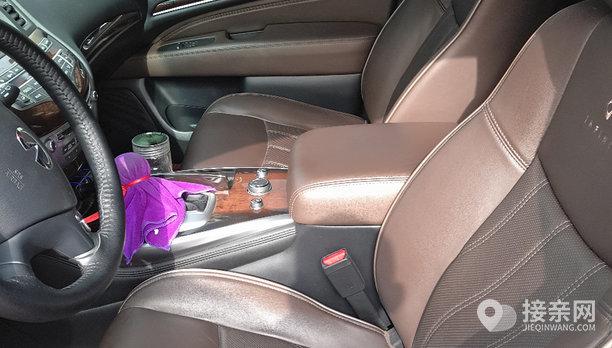 英菲尼迪QX60婚车