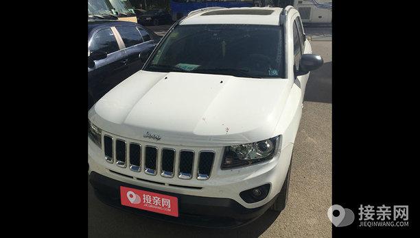 Jeep指南者婚车