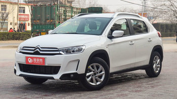 雪铁龙C3-XR婚车 (白色,可做头车)