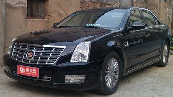 凯迪拉克SLS赛威婚车 (黑色,可做头车)