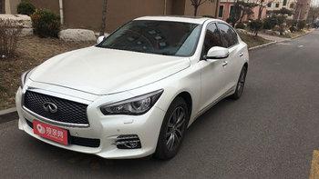 英菲尼迪Q50L婚车 (白色)