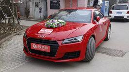 徐州奥迪TT婚车租赁