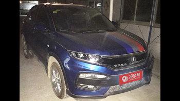本田XR-V婚车 (蓝色,可做头车)