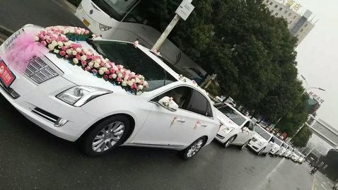 婚车套餐凯迪拉克XTS+凯迪拉克XTS