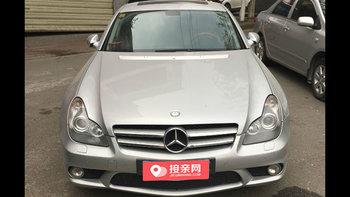 奔驰CLS级婚车 (银色,可做头车)