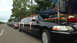 海口林肯城市婚车租赁