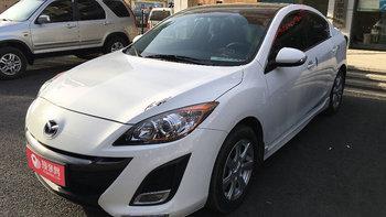 马自达3星骋婚车 (白色,可做头车)