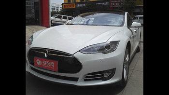 特斯拉MODEL S婚车 (白色,可做头车)
