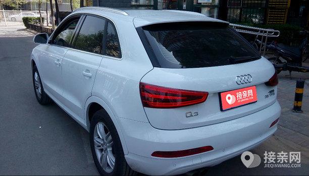 奥迪Q3婚车