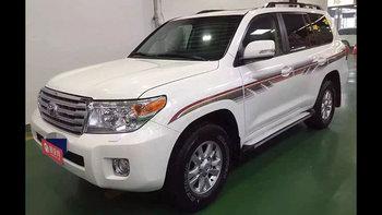 丰田汉兰达婚车 (白色)
