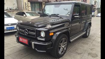 奔驰G级AMG婚车 (黑色)
