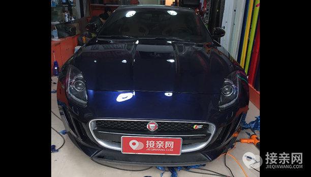 捷豹F-Type婚车