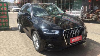 奥迪Q3婚车 (黑色,可做头车)