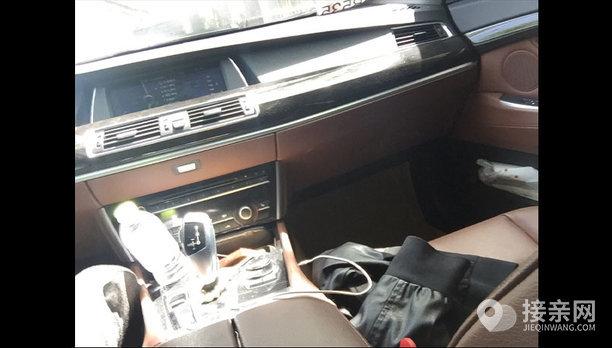 宝马5系GT婚车