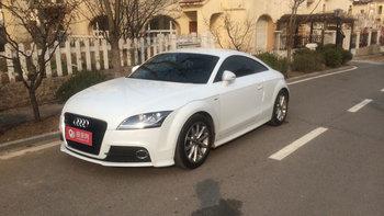 奥迪TT婚车 (白色)