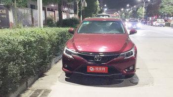 丰田锐志婚车 (红色,可做头车)