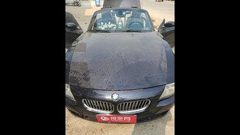 宝马Z4婚车 (蓝色,可做头车)