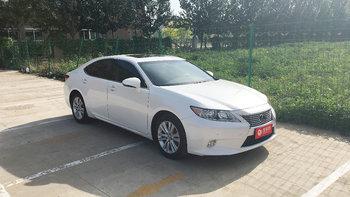 雷克萨斯ES婚车 (白色)