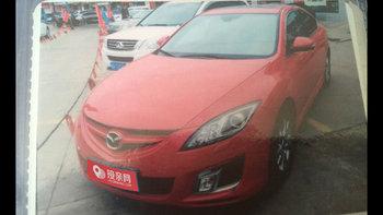 马自达睿翼婚车 (红色,可做头车)