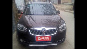 中华V5婚车 (棕色,可做头车)