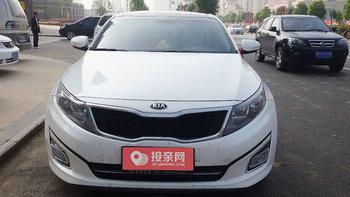 起亚K5婚车 (白色)